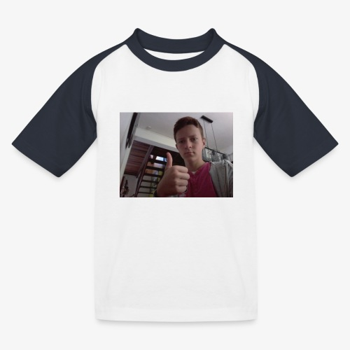 Leman974 homme - T-shirt baseball Enfant
