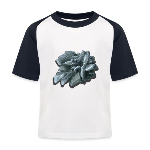 Gipsrose - Kinder Baseball T-Shirt