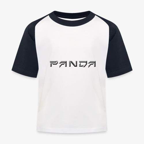 PANDA 1ST APPAREL - Kids' Baseball T-Shirt