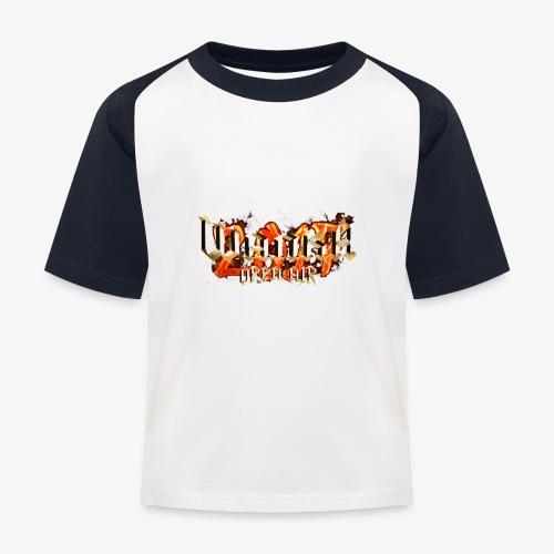 Wanka Open Air 2017 Muerte al Falso Metal - Camiseta béisbol niño