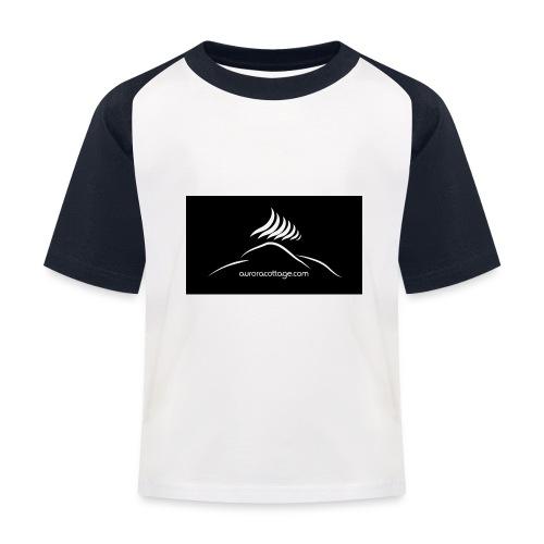aurorottage - Kinder Baseball T-Shirt