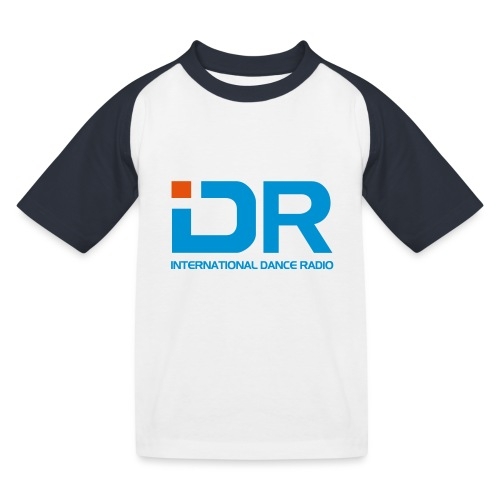 International Dance Radio - Camiseta béisbol niño