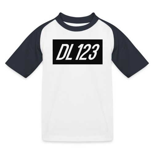 Untitled 4 png - Kids' Baseball T-Shirt