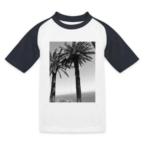 arbre - T-shirt baseball Enfant