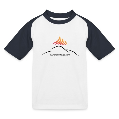 auroracottage.com - Kinder Baseball T-Shirt