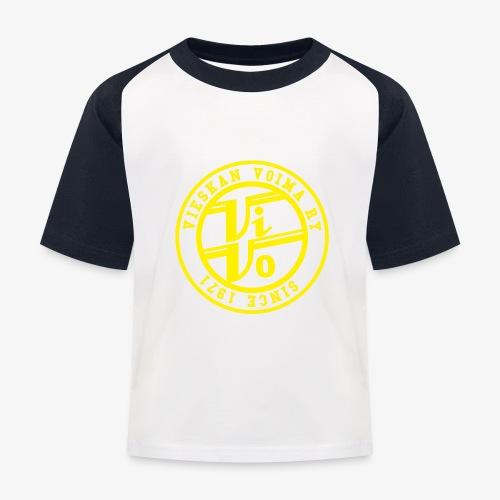 ViVoPAITA transparent - Lasten pesäpallo  -t-paita