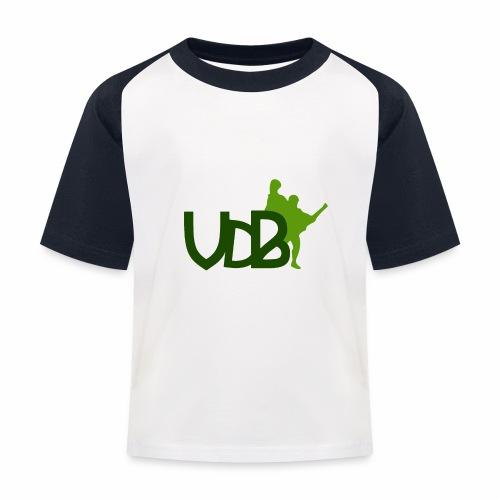 VdB green - Maglietta da baseball per bambini