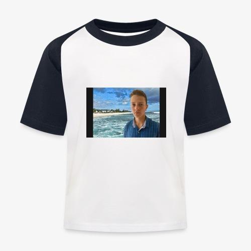 Leman974 (photoshop) - T-shirt baseball Enfant