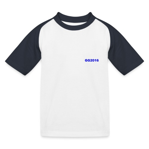 GG12 - Kids' Baseball T-Shirt