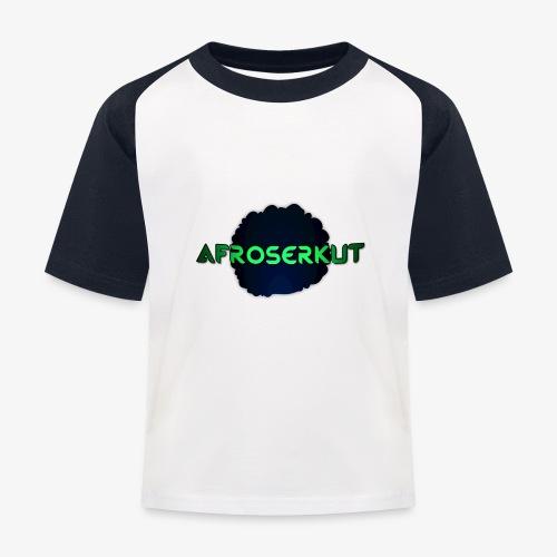 AfroSerkut LOGO - Lasten pesäpallo  -t-paita