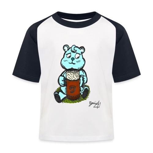 Ours Triste AngelerasCorp - T-shirt baseball Enfant