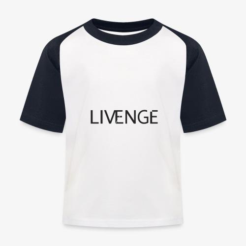 Livenge - Kinderen baseball T-shirt