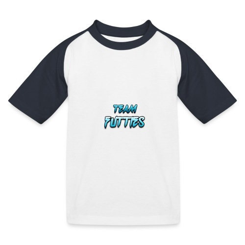 Team futties design - Kids' Baseball T-Shirt