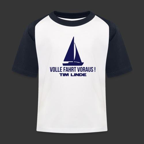 Logo 03 - Kinder Baseball T-Shirt