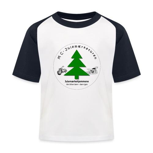 MCJul - Baseball T-shirt til børn