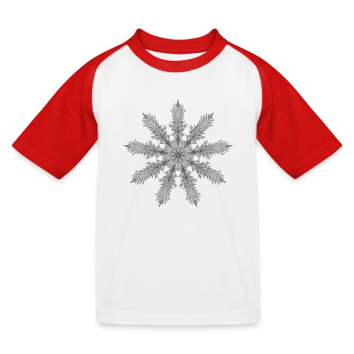 Magic Star Tribal #4 - Kids' Baseball T-Shirt