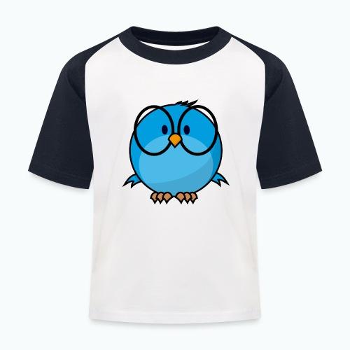 Birdie Bob - Appelsin - Baseboll-T-shirt barn