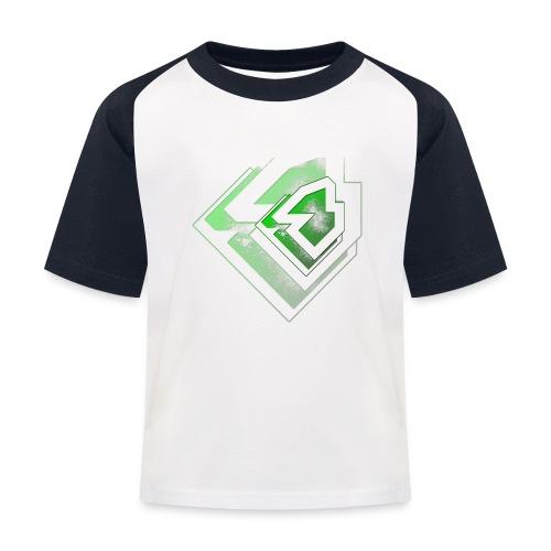 BRANDSHIRT LOGO GANGGREEN - Kinderen baseball T-shirt