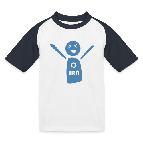JR Mascot - Kids' Baseball T-Shirt