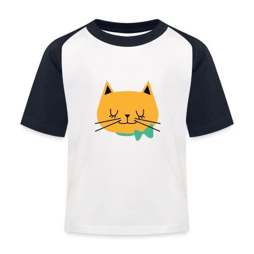 cat - T-shirt baseball Enfant