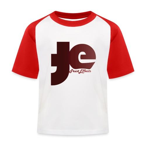 company logo - Kids' Baseball T-Shirt