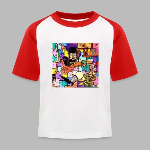 Vunky Vresh Vantastic - Kinderen baseball T-shirt