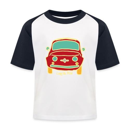 Voiture ancienne mythique - T-shirt baseball Enfant