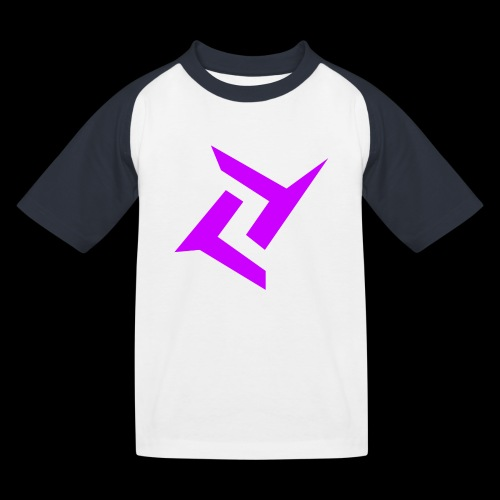 New logo png - Kinderen baseball T-shirt