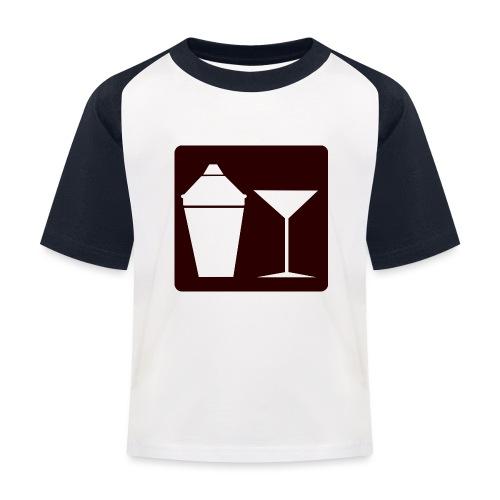 Alkohol - Kinder Baseball T-Shirt