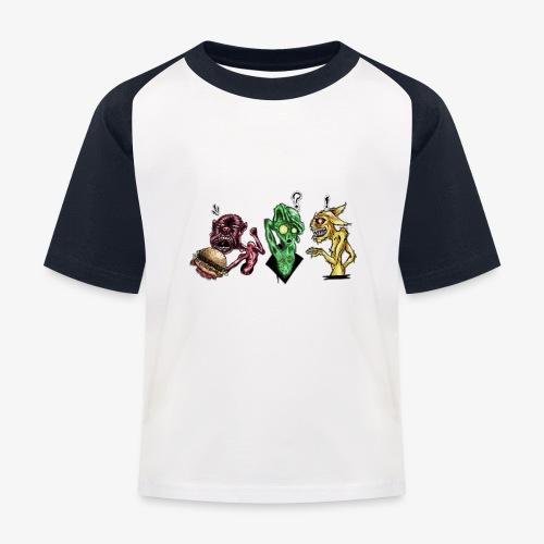 Weird communication - T-shirt baseball Enfant