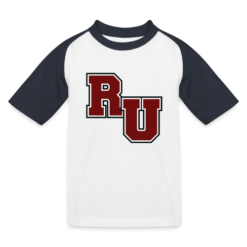 rusk - Kids' Baseball T-Shirt