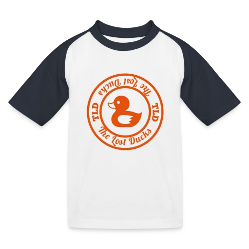 TLD - The Lost Duck - Baseboll-T-shirt barn