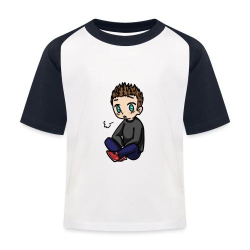 chibi M@tis - Koszulka bejsbolowa dziecięca