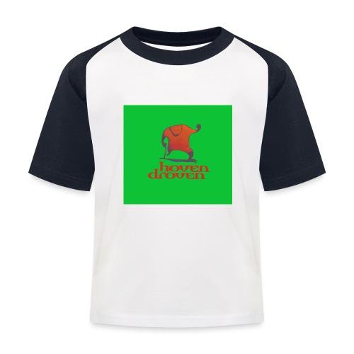 Slentbjenn Knapp - Kids' Baseball T-Shirt