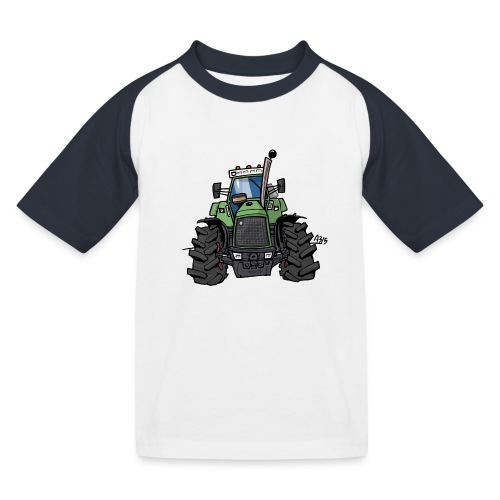 0145 F - Kinderen baseball T-shirt