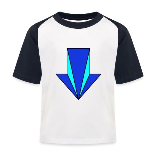 flecha - Camiseta béisbol niño
