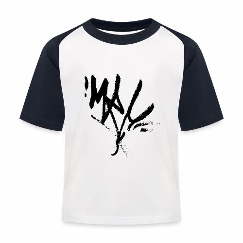 mrc tag - Kinder Baseball T-Shirt