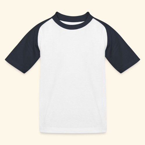 DansenKartaVit - Baseboll-T-shirt barn