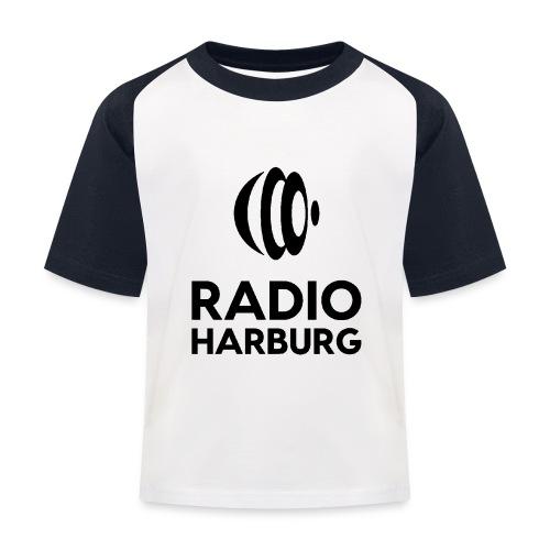 Radio Harburg - Kinder Baseball T-Shirt