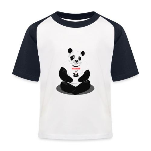panda hd - T-shirt baseball Enfant