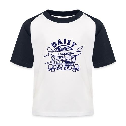 Daisy Globetrotter 1 - Baseboll-T-shirt barn