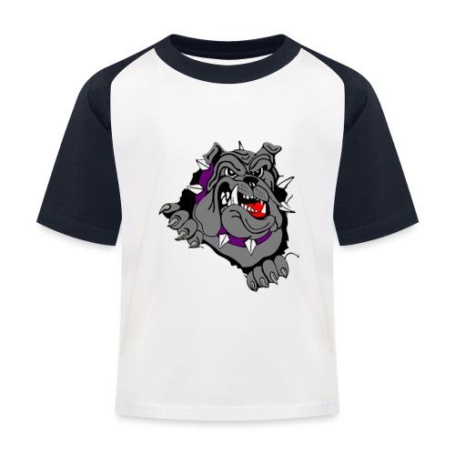 bulldog - Kinderen baseball T-shirt