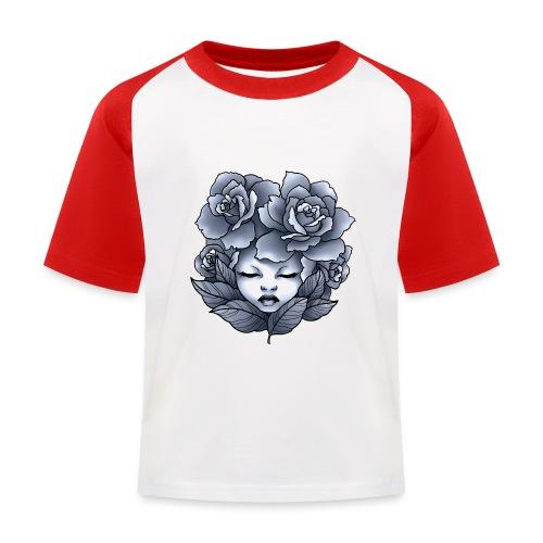 Flower Head - T-shirt baseball Enfant