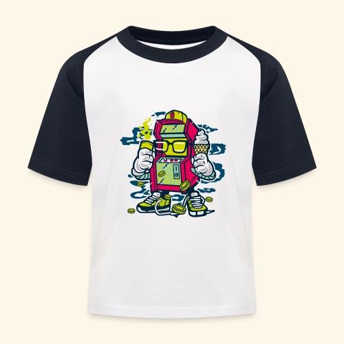 Game Machine - Kinder Baseball T-Shirt
