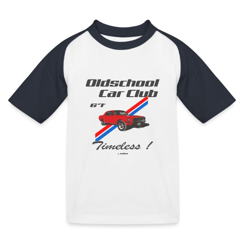 Mustang 67 - T-shirt baseball Enfant