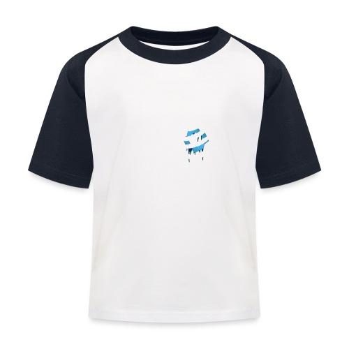 JR Heart - Kids' Baseball T-Shirt