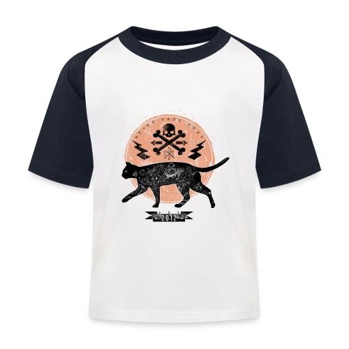 Catwalk - Kinder Baseball T-Shirt