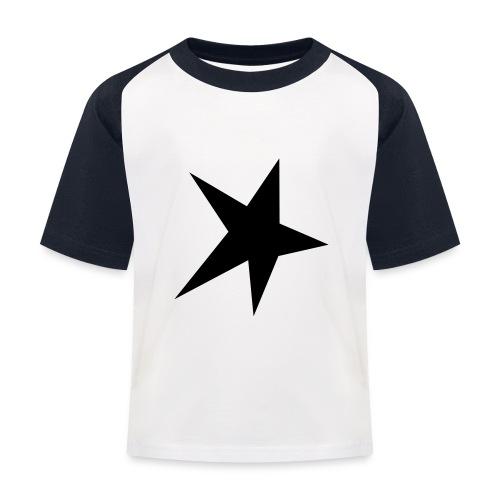 star_twinkle_twinkle - Kinderen baseball T-shirt