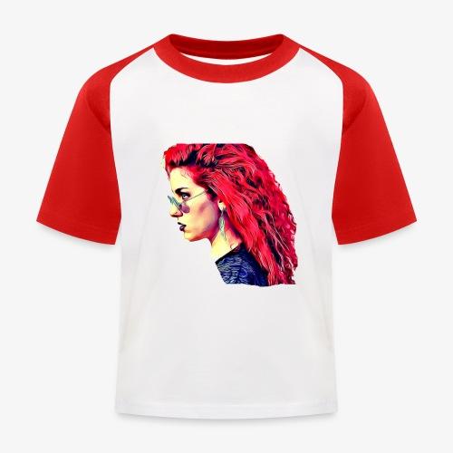 MINERVA - Camiseta béisbol niño