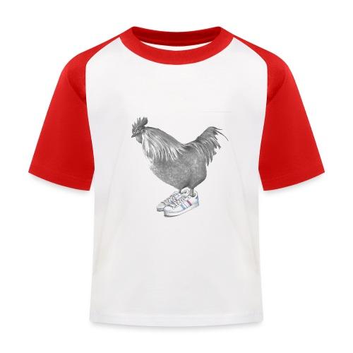 cocorico - T-shirt baseball Enfant